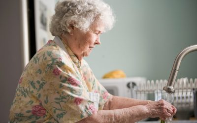 The Multifaceted Risks Facing Seniors During the COVID-19 Pandemic